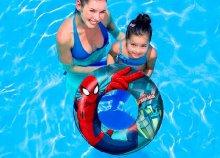 Spiderman felfújható úszógumi
