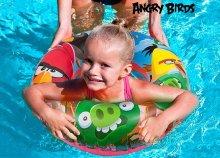 Angry Birds felfújható úszógumi