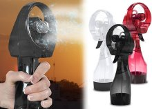 Funfan hordozható párásító ventilátor