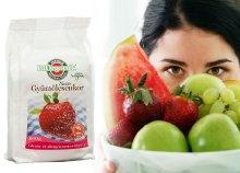 0,5 kg-os vagy 1 kg-os gyümölcscukor a Biorganiktól