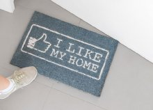 I Like Oh My Home lábtörlő