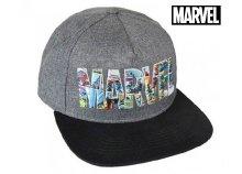 Marvel - bosszúállók sapka (58 cm)