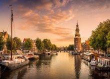3 vagy 4 nap a lenyűgöző Amszterdamban