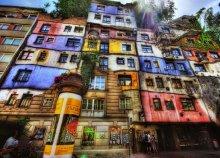 Bécs és Hundertwasser alkotásai rád is várnak