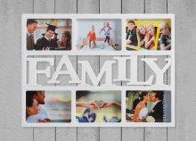6 részes Family fényképkeret