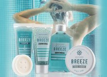 Breeze férfi fürdőszett