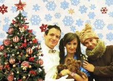 Belépő a Pódium Színházba, a Lizi karácsonyára