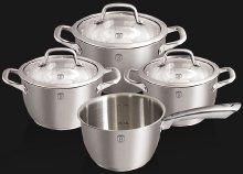 7 részes rozsdamentes acél edénykészlet