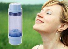 Energy vizes palack, ajándék hordozható táskával
