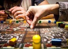 Társasjátékbérlet a Puzzle Barba