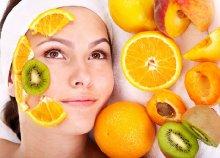 Vitamin C+ regeneráló arckezelés