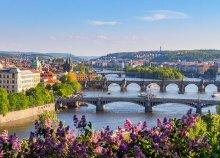 Pompás hosszú hétvége Prágában, a Hotel Relax Inn****-ben 2 főnek