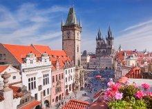 Kapcsolódjatok ki akár 4 napon át Prágában, a Hotel Oya***-ban