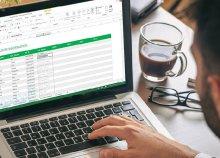 Microsoft Excel haladó online tanfolyam