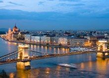 Sétahajózás idegenvezetéssel Budapest szívében