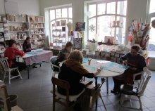 Rukkolj elő különleges meglepetéssel Valentin-napra - festő workshop pároknak
