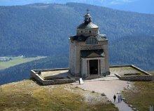 Schneeberg, Alsó-Ausztria legmagasabb csúcsa