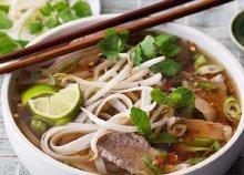 Vietnami főzőest italfogyasztással a KuktaParty jóvoltából