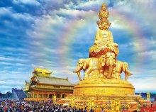 17 napos távol-keleti körutazás Szecsuánban és Tibetben