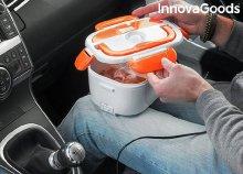 InnovaGoods elektromos autós ételtartó