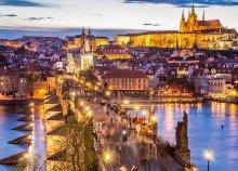 4 napos városnézés Prágában buszos utazással