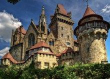Kreuzenstein, Grafenegg és Tull – buszos utazás a Duna mentén
