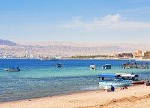 4*-os kikapcsolódás a Vörös-tengernél, Jordániában, reggelivel és repülőjeggyel