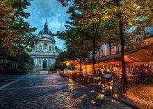 Páros kikapcsolódás Párizsban repülőjeggyel, reggelivel
