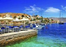 Mediterrán nyár Rodosz központjában