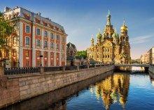 Mesebeli Szentpétervár, fakultatív programokkal 2 személy részére