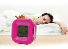 Multifunkciós görgethető óra, stopper, hőmérő