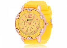 Cheeky HE001 Yellow Chronostyle női karóra