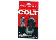 Colt Xtreme Turbo Bullet tojás formájú vibrátor