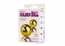Golden Balls, two vibrators, multispeed, 2AA batteries