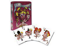 Erotikus kártyajáték, párok számára