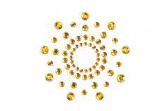 Mi mi - gold nipple cover
