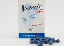 V-Activ Caps for Men - 20Stk.