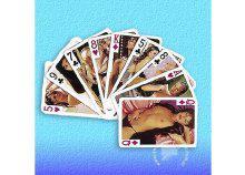 Erotikus póker kártya