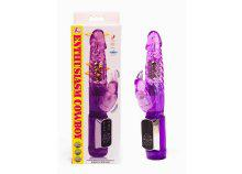 4 functions of vibrations, 4 functions of rotations, LED lights controller, 3 AAA batteries operated.
