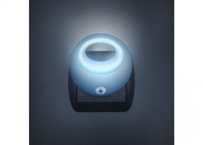 Éjjeli fény szenzoros - kék