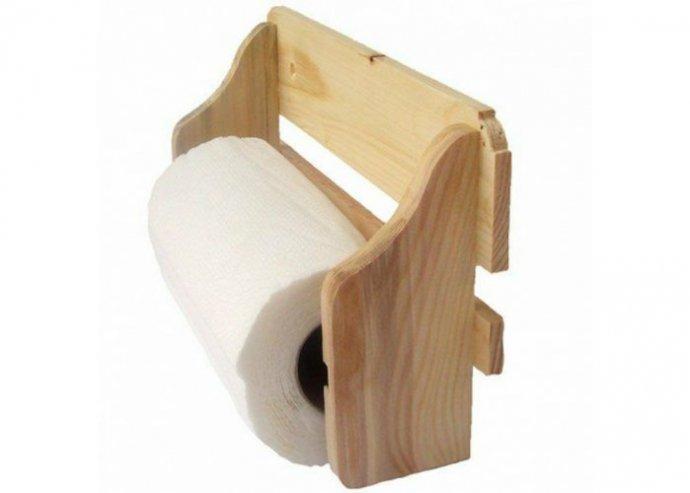 Papírtörlő tartó fali + papír