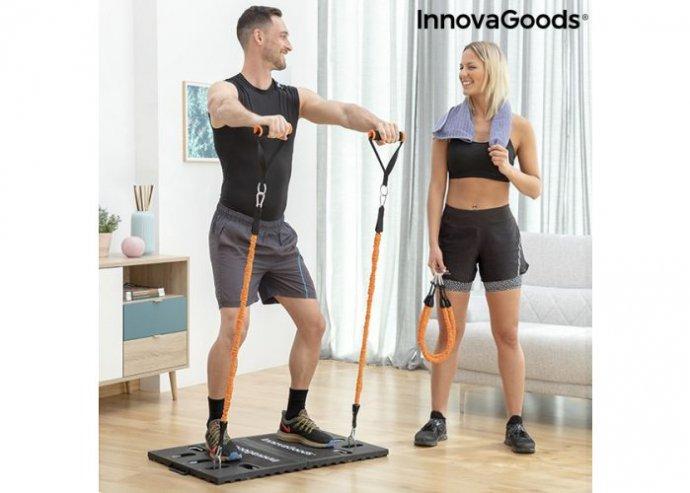 Integrált hordozható edzőrendszer edzési útmutatóval Gympak Max InnovaGoods Sport Fitness