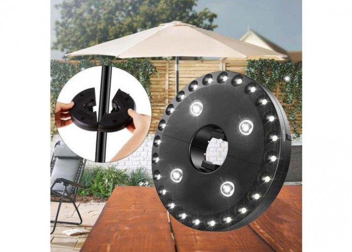 LED-es lámpa napernyőkhöz