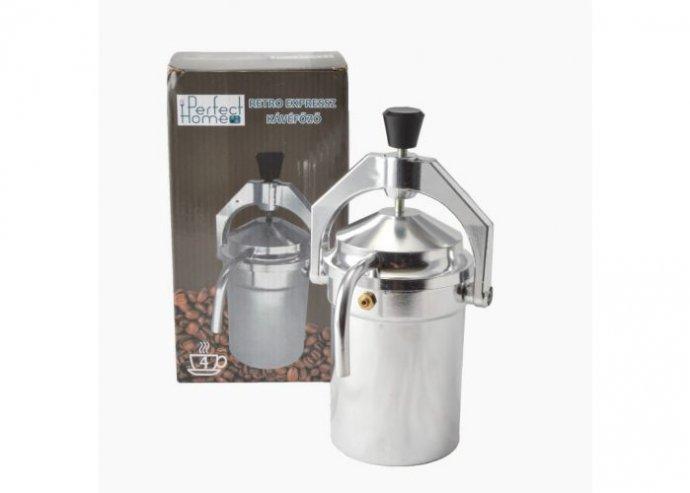 Perfect Home Retro kávéfőző 4 személyes