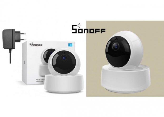 Biztonsági IP Kamera Wifi Full HD 1080P (GK-200MP2-B) Sonoff