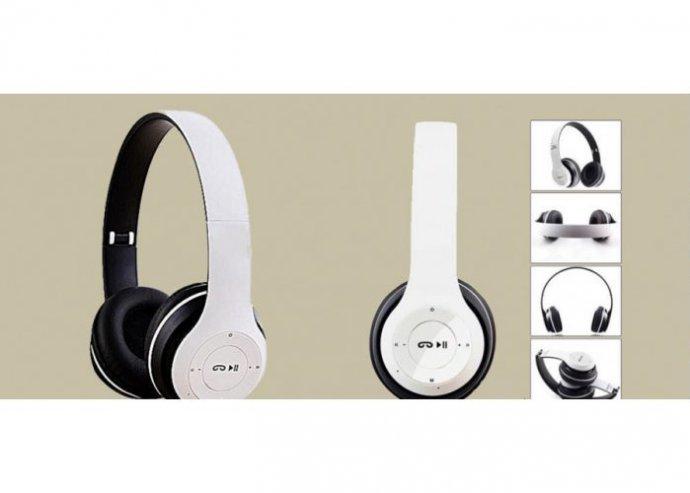 ST3 vezeték nélküli Bluetooth fejhallgató - Fehér
