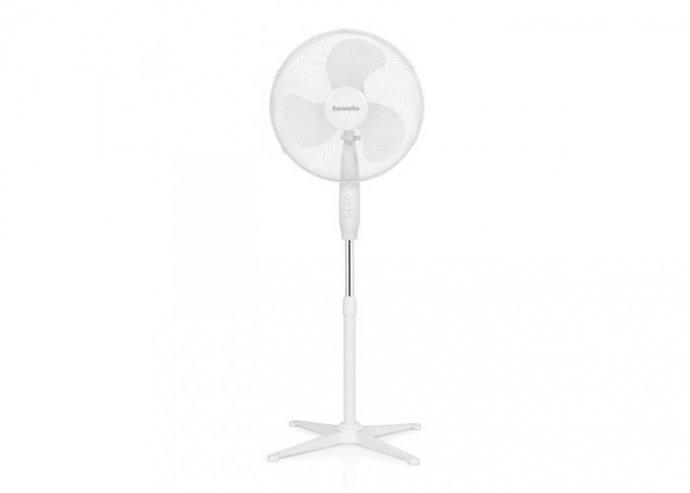 Álló ventilátor - Ø38 cm - fehér