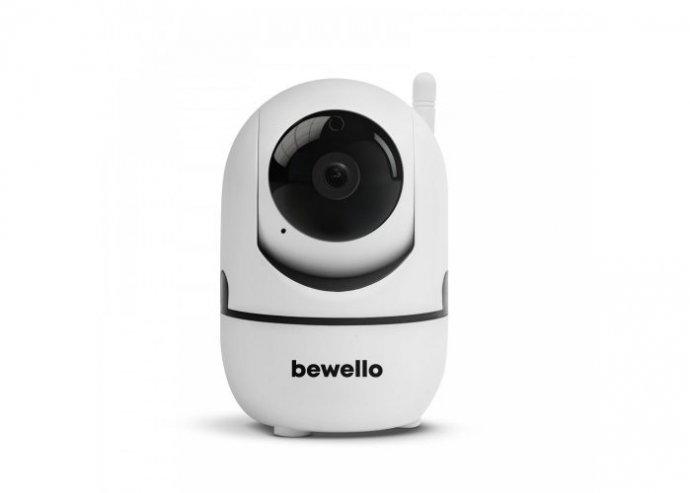 Smart biztonsági kamera - WiFi - 1080p - 360° forgatható - beltéri