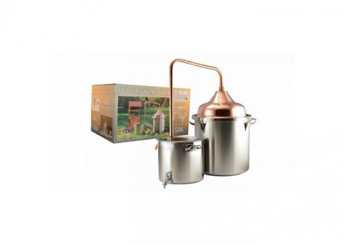 Perfect Home Pálinkafőző 50 literes réz inox