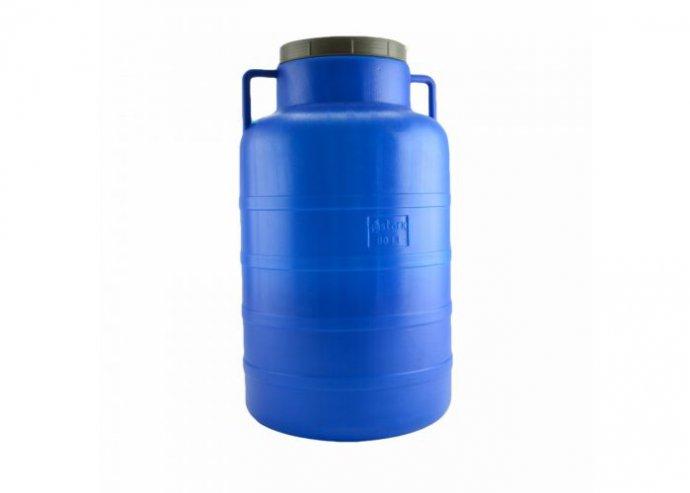 Hordó - bidon műanyag 60 literes